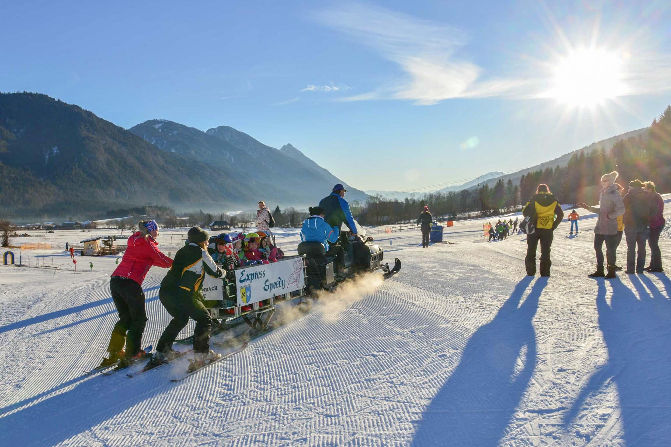 Skischule Flaschberger in Weissbriach