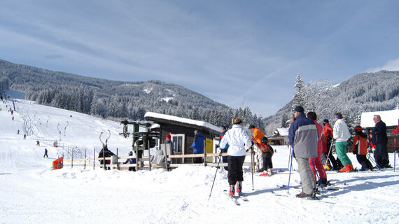 Skidepot Flaschberger in Weissbriach