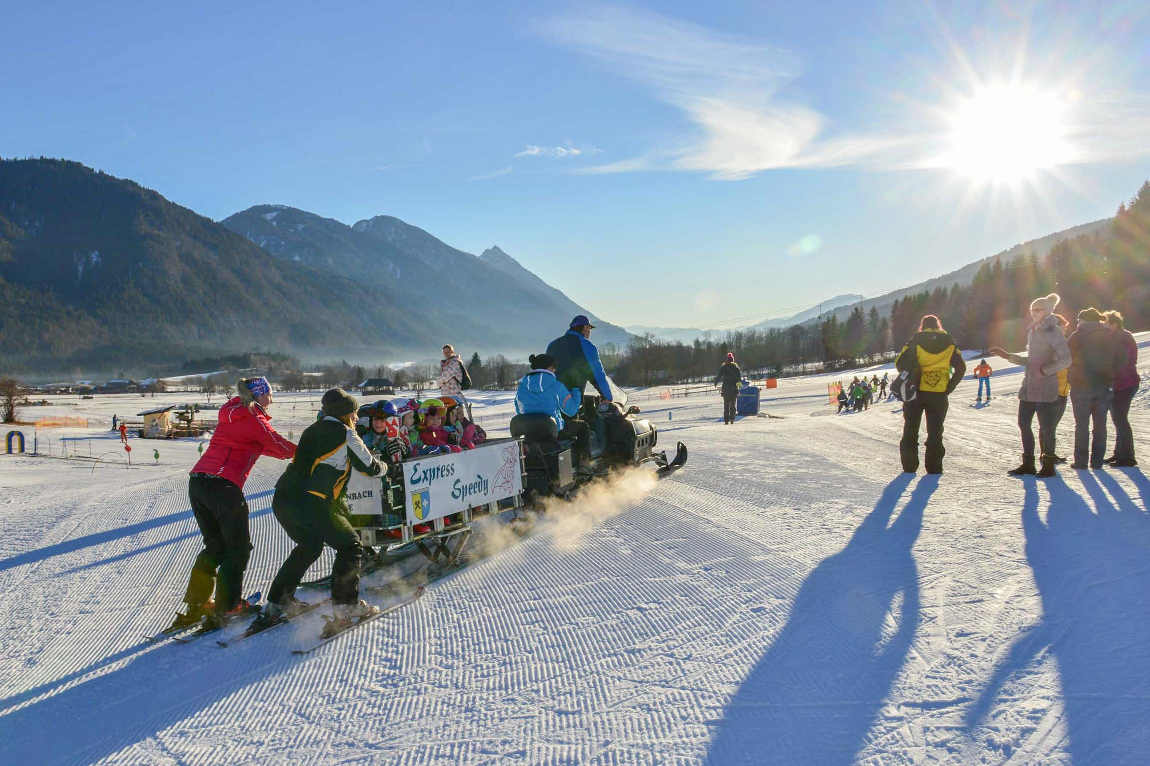 Skiverleih & Skischule Flaschberger |  Weissbriach | Kärnten